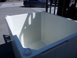 fermentation bin