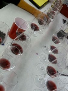 blending Pinot trials and tribulations